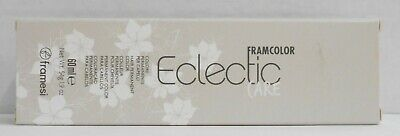 Primary image for FRAMESI Framcolor ECLECTIC CARE Professional Permanent Cream Hair Color ~1.9 oz