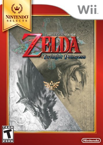 The Legend of Zelda: Twilight Princess (Nintendo Selects) [video game]