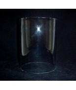Cylinder Tube Glass 4 5/16 X 6 in 3mm Light Lam... - $39.95
