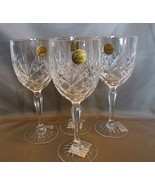 """Cristal d'Arques Provence Crystal Water / Wine Goblets, Set of (4), 7 3/4"""" - $19.99"""