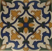 Antique A4 Decorative Mexican Talavera Ceramic ... - $19.99