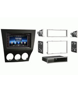MAZDA RX-8 2009-UP NEW IN DASH GPS BLUETOOTH DIRECT PLUG AND PLAY RADIO - $593.99
