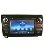 BRAND NEW IN DASH GPS BLUETOOTH MP3 DVD RADIO MADE FOR 2007-2012 TOYOTA ... - $494.99