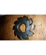3/4 pitch 18-34t .469 ROLLER CHAIN SPROCKET CUTTER 1-1/4 ARBOR nat roche... - $64.35