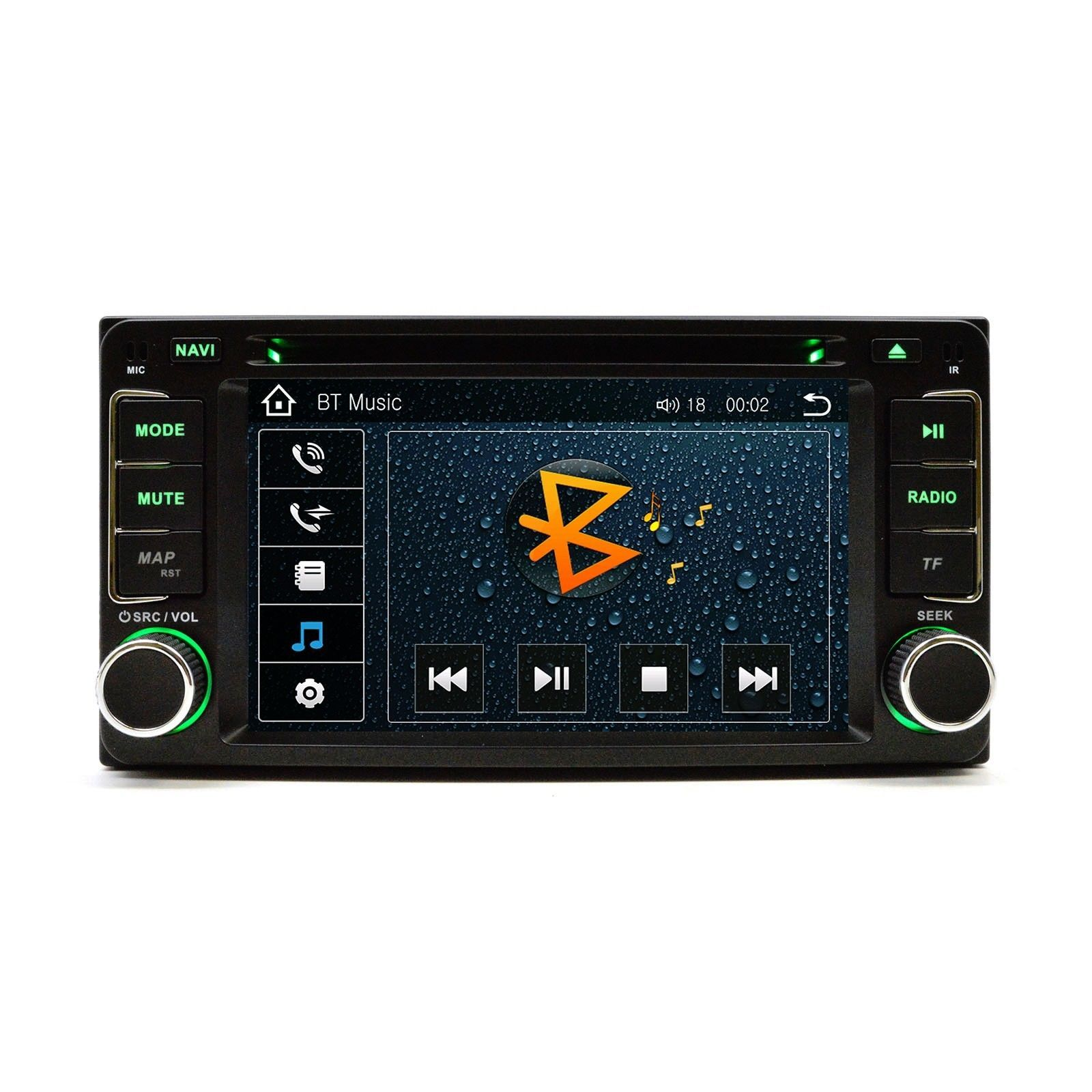 DVD GPS NAVIGATION RADIO DVD HEAD UNIT CAR IN DASH CD PLAYER FOR 2011 SCION XB