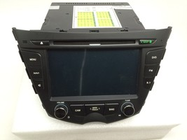 OPEN BOX HITS ANDROID GPS RADIO MP3 UNIT MADE FOR 2012-2013 VELOSTER - $494.99