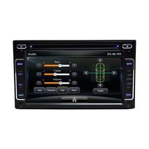 BLACK FM AM DVD NON-JBL IN-DASH GPS NAVIGATION NON ANDROID Black BLUETOOTH DVD image 7
