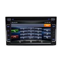 BLACK FM AM DVD NON-JBL IN-DASH GPS NAVIGATION NON ANDROID Black BLUETOOTH DVD image 6