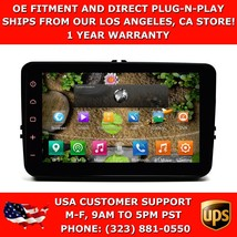OE Fiment Direct Plug & Play GPS Navigation Radio for Vokswagen Golf 09-12 - $494.99
