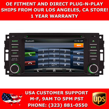 OTTONAVI Chrysler Sebring 2007-2011 K-Series Navigation Radio - $593.99