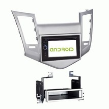 K1 ADAYO IN-DASH DOUBLE DIN ANDROID GPS NAVIGATION RADIO WITH COMPLETE KIT - $791.99