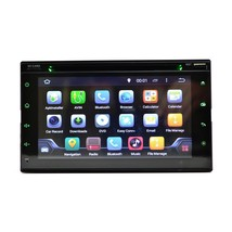 DOUBLE DIN ANDROID MULTIMEDIA IN DASH NAVIGATION RADIO WITH COMPLETE KIT - $791.99