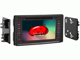 IN DASH DOUBLE DIN MULTIMEDIA NAVIGATION RADIO SYSTEM WITH BLUETOOTH GPS... - $692.99