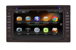 IN DASH DOUBLE DIN MULTIMEDIA NAVIGATION RADIO SYSTEM WITH BLUETOOTH GPS CD DVD image 8