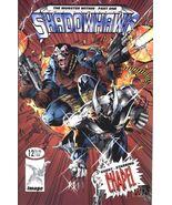 SHADOWHAWK #12 (Image Comics) NM! - $1.00