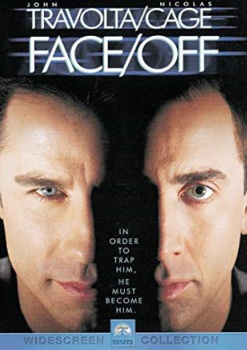 Face/Off  Dvd