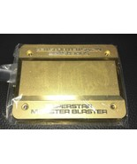Monster Blaster Gold Handle Plate Accessory - $39.99