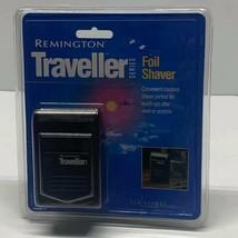 Remington Traveller Series Foil Shaver XLR 370MBP New & Sealed - $29.67