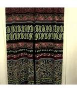 LORD & TAYLOR CONTEXT Paisley Print Black Multi Wide Leg Flowy Pants 2X NEW - $26.45