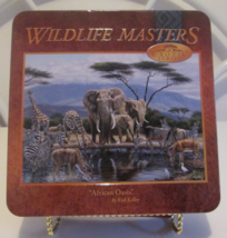 Wildlife Masters Exotic Series African Oasis Jigsaw Puzzle - $15.95