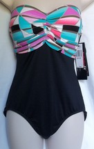 COCO REEF HALTER/BANDEAU ONE PIECE, SIZE 32/34C, $106 - $365,88 MXN