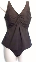 COCO REEF COFFE BEAN TANKINI SET,SIZE SMALL/32C - $18.95