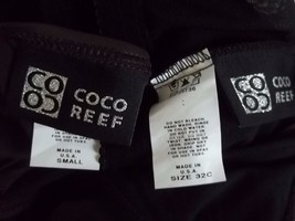 COCO REEF COFFE BEAN TANKINI SET,SIZE SMALL/32C image 7