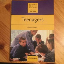 Teenagers (Resource Books for Teachers) by Lewis, Gordon-Oxford Universi... - $11.47