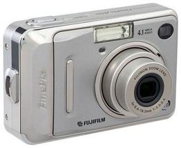 Fujifilm FinePix A400 4.1 MP Digital Camera Silver - $22.96