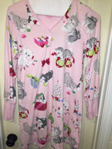 Nick & Nora Size Small Ladies Cat Christmas Gow... - $12.99