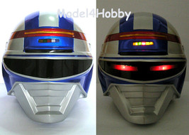 """Lighted up!! Space Sheriff """"SHAIDER"""" 1/1 Scale Helmet(Mask) Action TV He... - $212.90"""