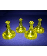 Sorry! Game Translucent Yellow Replacement Toke... - $9.89