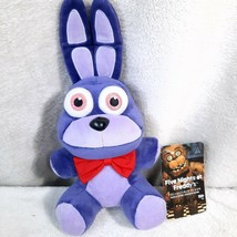 NEW Funko Five Nights at Freddy's Bonnie plush Purple Rabbit bunny FNAF ... - $29.99