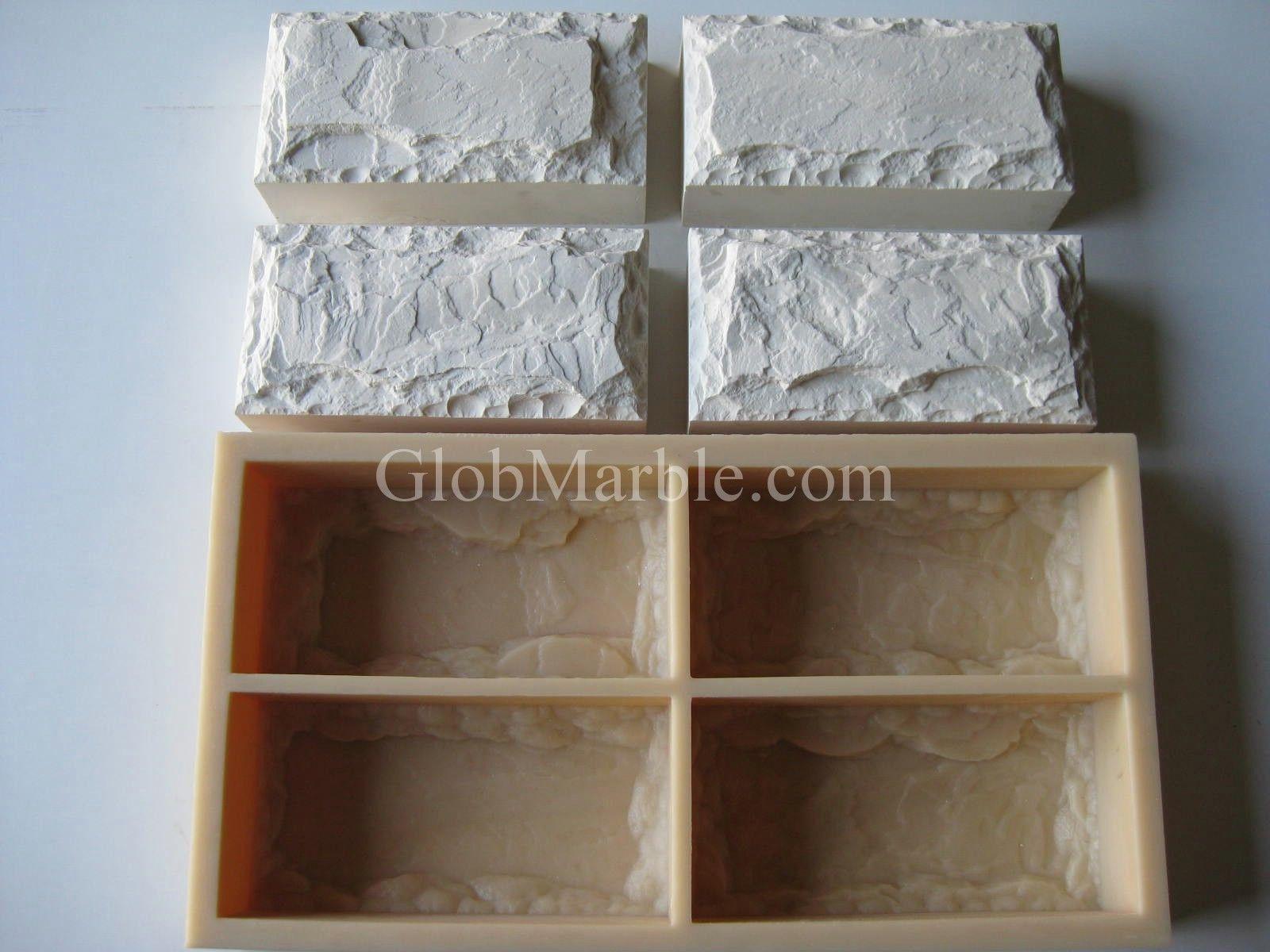 Concrete Mold, Mould Block Cement Form Limestone Mold LS1111 Concrete Stone