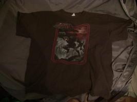 Legend Of Zelda Twilight Princess Licensed Nintendo Brown Cotton T Shirt Xl  - $11.00
