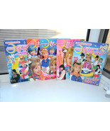 Pretty Guardian Sailor Moon book lot Japanese vintage japan 2003 - $98.99