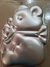 Wilton Vintage 1977 Cuddly Bear Cake Pan #502-7458 New - $6.85