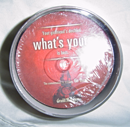 New Grand Marnier The Conversation Circle Starter Roll-with it Game