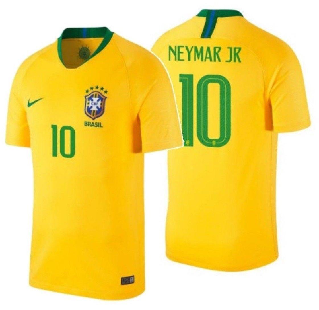 9f59e158b Nike Neymar Jr. Brazil Home Jersey Fifa and 50 similar items. S l1600