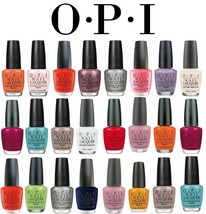 Authentic OPI Nail Polish Lacquer 0.5fl.oz (NL N ~ NL Z) Choose Your Color! - $10.99