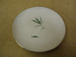 Sango Vintage Bread & Butter Plate 6 1/8in Diameter Bamboo Knight China - $9.89