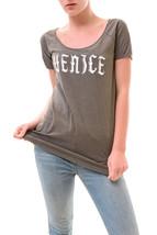 Diesel Women's Authentic T - Veloc  Top Dark Grey Size S RRP $103 BCF78 - $39.74