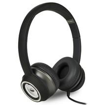 Monster N-Tune High Performance On-Ear Headphones w/3.5mm Plug(Matte Black) - $39.24