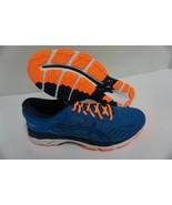 Asics Uomo Gel Kayano 24 Scarpe da Corsa Directoire Blu Hot Orange Size ... - $136.36
