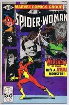Spider Woman #32 ORIGINAL Vintage 1980 Marvel Comics Werewolf by Night - $9.49