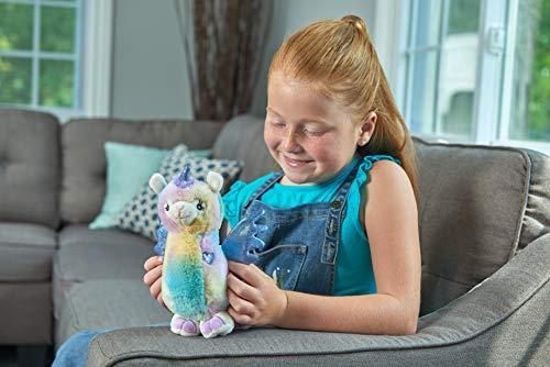 Wild Republic Llama Pegacorn Plush, Stuffed Animal, Plush Toy, Gifts for Kids, 1