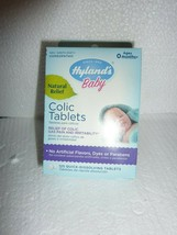 New Sealed BABY COLIC TABLETS Hyland's  125 count Natural Colic/Gas Reli... - $4.99
