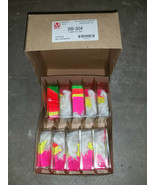 "Lot MACO 4 Color Neon Strung Merchandise Tags #5 1-3/32"" x 3/4"" BB-304 B... - $79.99"