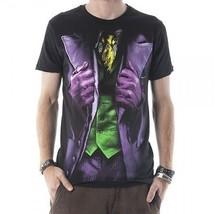 Auténtico BATMAN Joker Caballero Oscuro Disfraz Dc Comics Película T SHIRT S 2X - $19.88