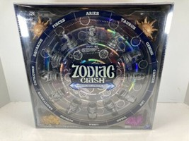 Zodiac Clash Strategic 3D Solar System Board Game for 2 or 4 Players - NEW - $13.81